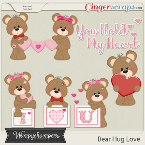 Bear Hug Love