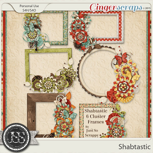 Shabtastic Cluster Frames