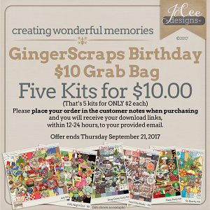 Five for $10 Grab Bag by JoCee Designs