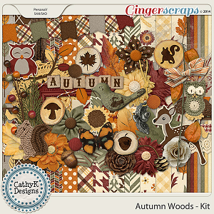 Autumn Woods - Kit