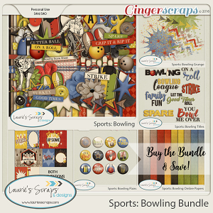 Sports: Bowling Bundle