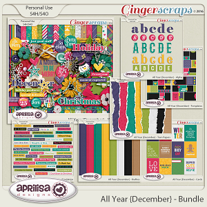 All Year {December} - Bundle