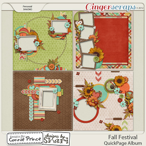 Retiring Soon - Fall Festival - QuickPage Album