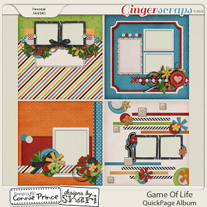 Retiring Soon - Game Of Life - QuickPage Album