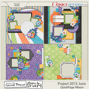 Project 2013: June - QuickPages