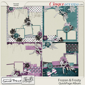 Frozen & Frosty - QuickPage Album