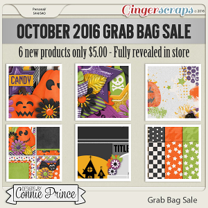 October 2016 Grab Bag - Halloween Party