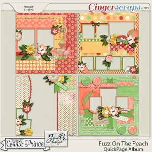 Fuzz On The Peach - QuickPages