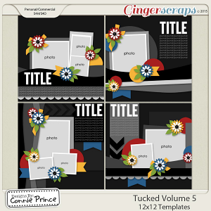 Tucked Volume 5 - 12x12 Temps (CU Ok)