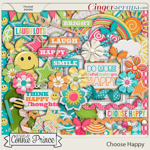 Choose Happy - Kit