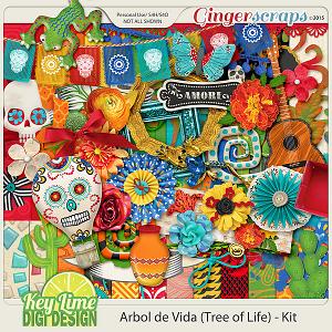 Arbol de Vida (Tree of Life) Kit