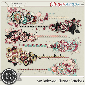 My Beloved Cluster Stitches