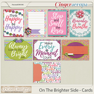 On The Brighter Side - Cards