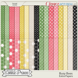 Busy Bees - Extra Papers