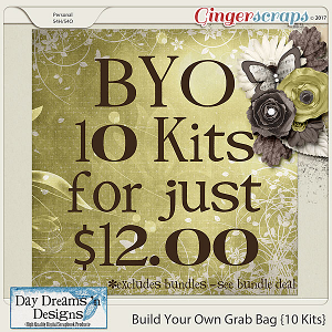 Build Your Own Grab Bag {10 Kits} by Day Dreams 'n Designs