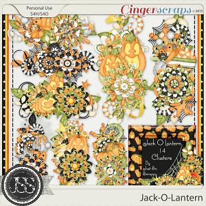 Jack O Lantern Clusters