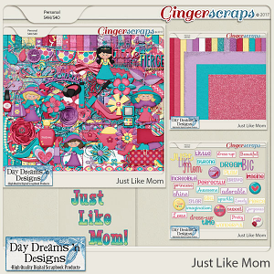 Just Like Mom {Bundle Collection} by Day Dreams 'n Designs