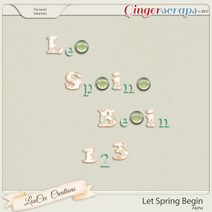 Let Spring Begin Alpha