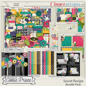 Secret Recipe  - Bundle