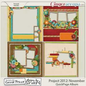 Retiring Soon - Project 2012: November - QuickPage Album