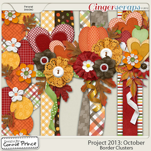 Project 2013:  October - Border Clusters