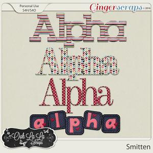 Smitten Alphabets