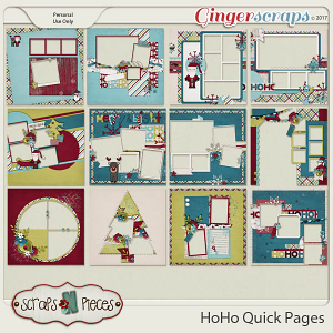 Ho Ho - Quick Pages