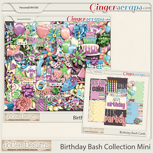 Birthday Bash Collection Mini