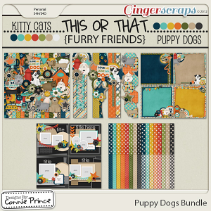Puppy Dogs - Bundle