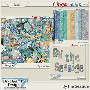 By the Seaside {Bundle Collection} by Day Dreams 'n Designs