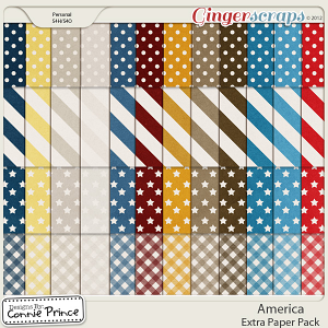 Retiring Soon - Made In America - Extra Paper Pack