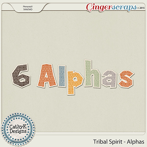 Tribal Spirit - Alphas