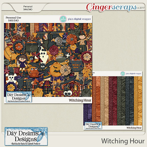 Witching Hour {Bundle Collection} by Day Dreams 'n Designs