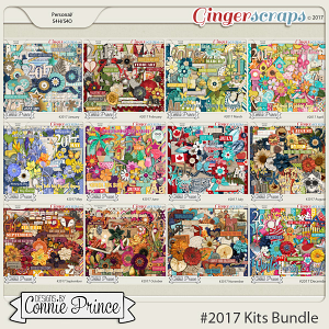 #2017 Kits Bundle by Connie Prince