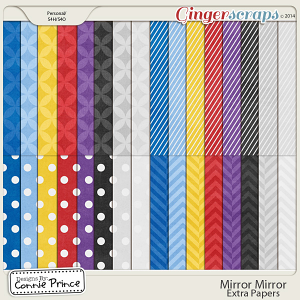 Mirror Mirror - Extra Papers