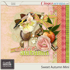 Sweet Autumn Mini Kit