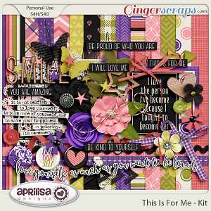 This Is For Me - Kit by Aprilisa Designs