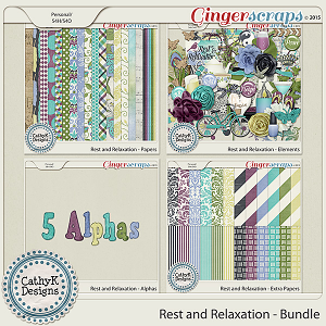 Rest and Relaxation - Bundle
