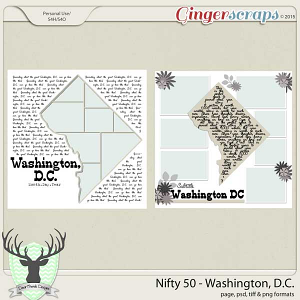 Nifty 50: Washington D.C.