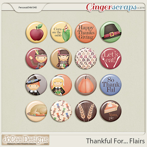 Thankful For... Flairs