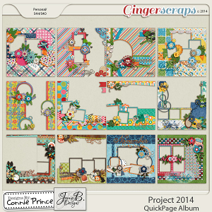 Project 2014 - QuickPage Album