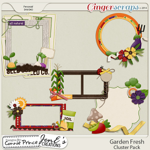 Retiring Soon - Garden Fresh - Cluster Pack