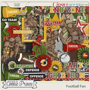Football Fan - Kit