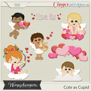 Cute as Cupid