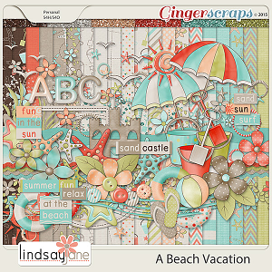 A Beach Vacation by Lindsay Jane