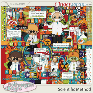 Scientific Method by BoomersGirl Designs