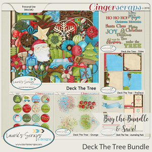 Deck The Tree - Bundle
