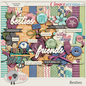 Besties by Luv Ewe Designs