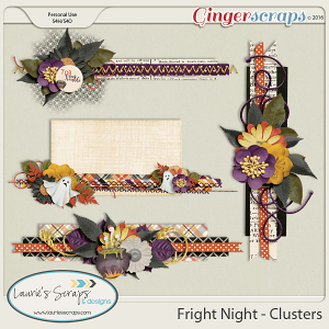 Fright Night - Clusters