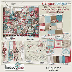Our Home Collection by Lindsay Jane